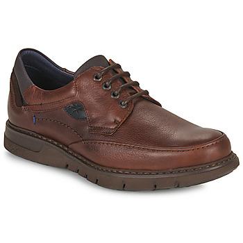 Cipők Férfi Oxford cipők Fluchos CELTIC Barna