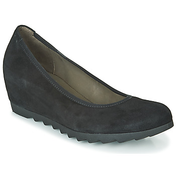 Cipők Női Balerina cipők / babák Gabor 532017 Fekete