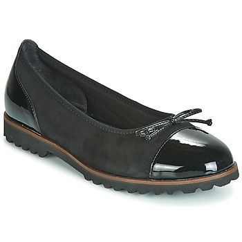 Cipők Női Balerina cipők  Gabor 3410037 Fekete