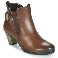 Cipők Női Bokacsizmák Gabor 3564122 Barna
