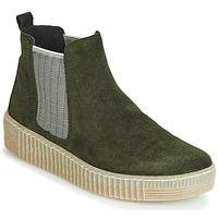 Cipők Női Csizmák Gabor 3373111 Zöld