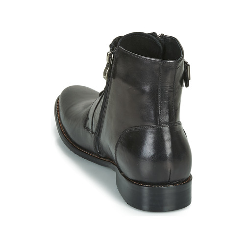 Kdopa BAUDRY Fekete - Ingyenes Kiszállítás! - Cipők Csizmák Ferfi 56 369