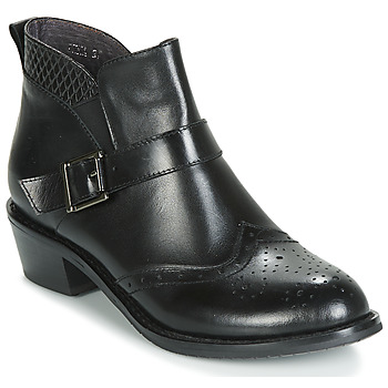 Cipők Női Csizmák Kdopa INNA Fekete