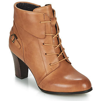 Cipők Női Bokacsizmák Kdopa ALOE Konyak
