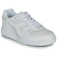Cipők Rövid szárú edzőcipők Diadora REBOUND ACE Fehér