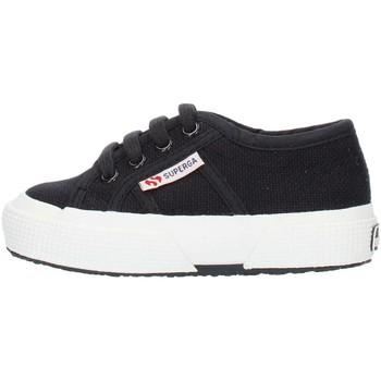 Cipők Rövid szárú edzőcipők Superga 2750S0005P0 Graphite blue