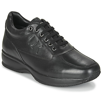 Cipők Férfi Rövid szárú edzőcipők Lumberjack RAUL Fekete