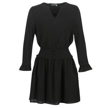 Ruhák Női Rövid ruhák Kaporal DOLLI Fekete