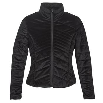 Ruhák Női Steppelt kabátok Kaporal POPET Fekete