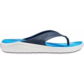 Cipők Férfi Lábujjközös papucsok Crocs Crocs™ LiteRide Flip 1
