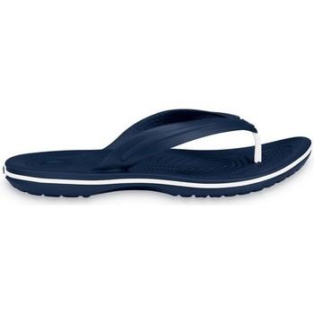 Cipők Férfi Lábujjközös papucsok Crocs Crocs™ Crocband™ Flip Navy