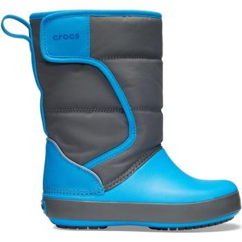 Cipők Gyerek Hótaposók Crocs Crocs™ Lodgepoint Snow Boot Kid's 35