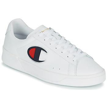 Cipők Férfi Rövid szárú edzőcipők Champion M979 LOW Fehér