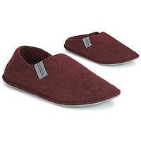 Cipők Mamuszok Crocs CLASSIC CONVERTIBLE SLIPPER Bordó / Szürke