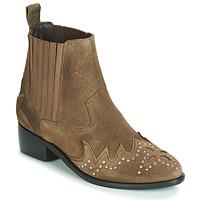Cipők Női Csizmák Pepe jeans CHISWICK LESSY Barna