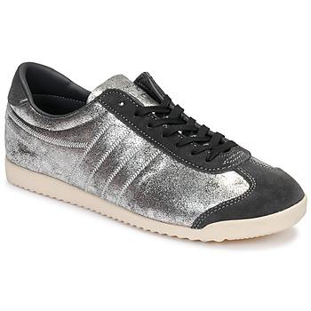 Cipők Női Rövid szárú edzőcipők Gola BULLET LUSTRE SHIMMER Fekete  / Szürke