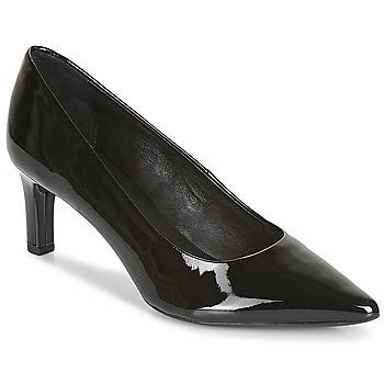 Cipők Női Félcipők Geox D BIBBIANA Fekete