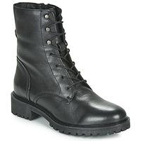Cipők Női Csizmák Geox D HOARA Fekete