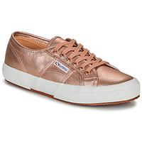 Cipők Női Rövid szárú edzőcipők Superga 2750 COTMETU Rózsaszín