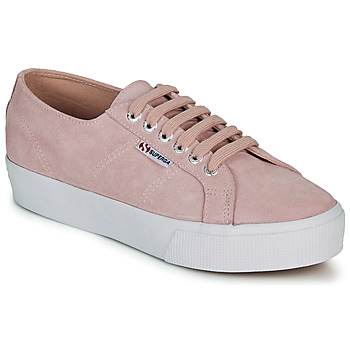 Cipők Női Rövid szárú edzőcipők Superga 2730 SUEU Rózsaszín