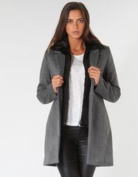 Ruhák Női Kabátok Ikks BP44235-29 Szürke