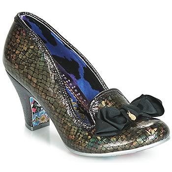 Cipők Női Félcipők Irregular Choice KANJANKA Fekete
