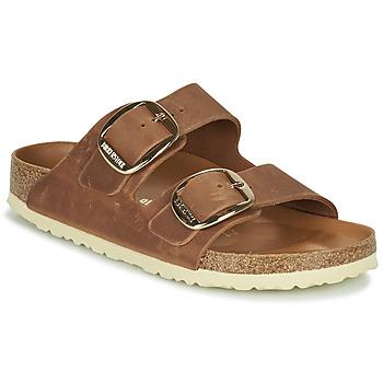 Cipők Női Papucsok Birkenstock ARIZONA BIG BUCKLE Barna