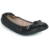Cipők Női Balerina cipők  Les Petites Bombes AVA Fekete