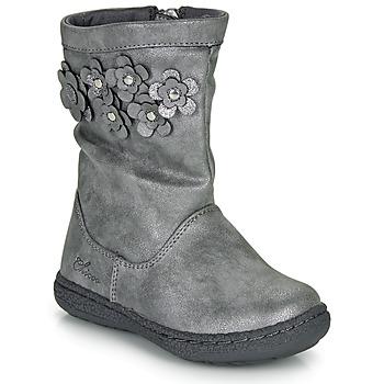 Cipők Lány Városi csizmák Chicco CLEDIA Szürke