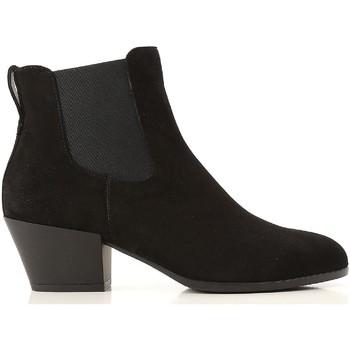 Cipők Női Bokacsizmák Hogan HXW4010W890CR0B999 nero