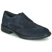 Cipők Férfi Oxford cipők Geox U BRENSON D Sötétkék