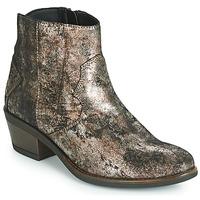 Cipők Női Csizmák Elue par nous FLO Bronz