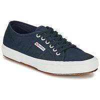 Cipők Rövid szárú edzőcipők Superga 2750 COTU CLASSIC Kék / Tengerész