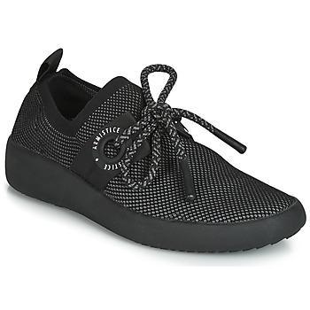 Cipők Férfi Rövid szárú edzőcipők Armistice VOLT ONE Fekete