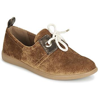 Cipők Női Rövid szárú edzőcipők Armistice STONE ONE Teve