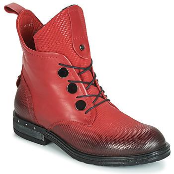 Cipők Női Csizmák Metamorf'Ose FABLE Piros
