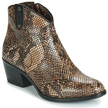 Cipők Női Csizmák Metamorf'Ose FALERS Piton