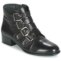 Cipők Női Csizmák Metamorf'Ose FAMO Fekete