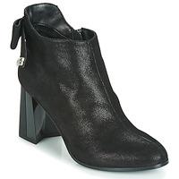 Cipők Női Bokacsizmák Metamorf'Ose FANCHON Fekete