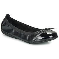 Cipők Női Balerina cipők / babák Chattawak CAPRICE Fekete