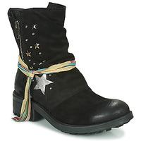 Cipők Női Csizmák Felmini AZAFRINO Fekete