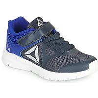 Cipők Fiú Rövid szárú edzőcipők Reebok Sport REEBOK RUSH RUNNER Tengerész / Kék