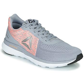 Cipők Női Rövid szárú edzőcipők Reebok Sport EVERFORCE BREEZE Szürke / Rózsaszín
