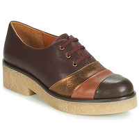 Cipők Női Oxford cipők Chie Mihara YELLOW Bordó