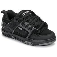 Cipők Rövid szárú edzőcipők DVS COMANCHE Fekete