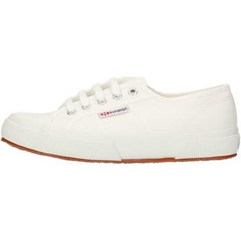 Cipők Rövid szárú edzőcipők Superga 2750S000010 White