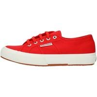 Cipők Rövid szárú edzőcipők Superga 2750S000010 Red