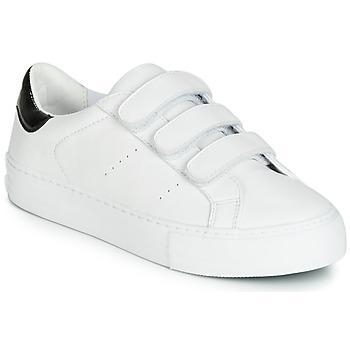 Cipők Női Rövid szárú edzőcipők No Name ARCADE STRAPS Fehér
