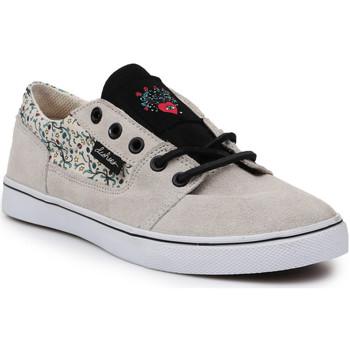 Cipők Női Rövid szárú edzőcipők DC Shoes DC Bristol LE 303214-TDO beżowy, czarny