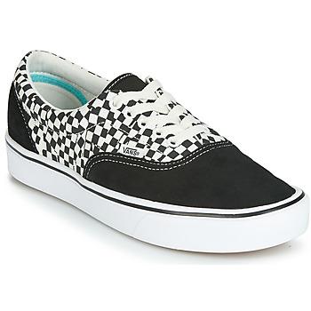 Cipők Rövid szárú edzőcipők Vans COMFYCUSH ERA Fekete  / Fehér